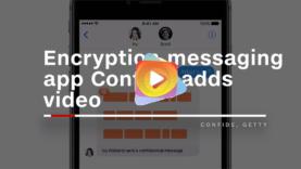 Encryption app used