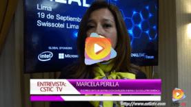 Marcela Perilla Ejecutiva de Dell EMC
