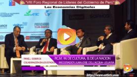 VIII FORO REGIONAL DE LÍDERES DE GOBIERNO