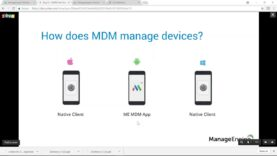 App Management & Device Security.