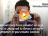 cancer pancrias