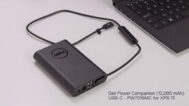 Mobility Accessories for Dell XPS 13 and XPS 15 Laptops (Ingles).