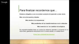 Transformación digital y experiencia de cliente.