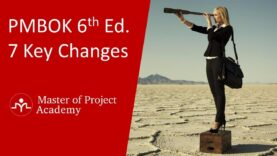 What is changing in PMBOK 6? – PMBOK 6th Edition – 7 Key Changes Explained! (Ingles).