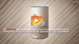 Amazon presenta nuevos dispositivos Alexa