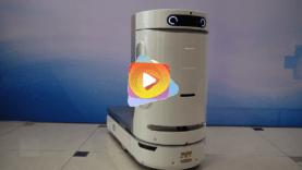 Usan Robots para las labores en los hospitales