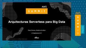 Arquitecturas Serverless para Big Data.