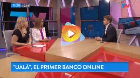el primer banco online