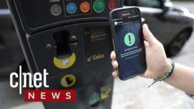 """Nueva app """"Skimmers"""" que te ayuda a proteger tu tarjeta de crédito en los cajeros ATMs (Ingles)."""