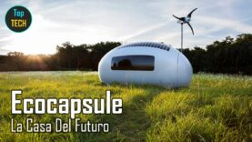 Ultimas inventos: Casa del futuro y otros inventos más.