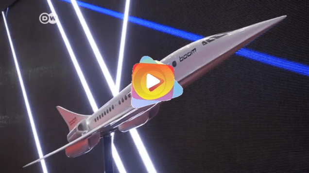 avion sopersonico