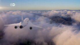 """""""Boom"""" el avión supersónico del futuro."""