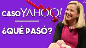 Historia de Yahoo en el tiempo.