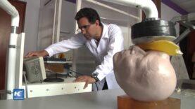 Investigadores peruanos desarrollan tecnología para tratamiento de cáncer.