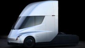 Presentan el nuevo  remolque eléctrico (Ingles) – Tesla.