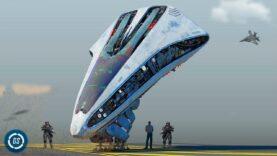 8 Increíbles Vehículos Voladores que Cambiaran el mundo.
