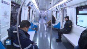 Beijing lanza primera línea de metro sin chofer.