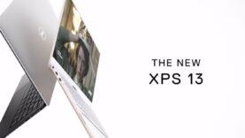 Descripción del producto: XPS 13 Laptop 2018.