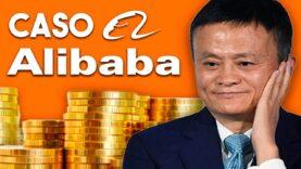 La historia de la empresa Alibaba.