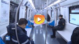 tren sin conductor