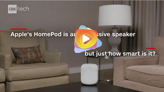 Qué tan inteligente es el HomePod