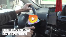 Uber won't let you