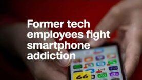 Antiguos empleados de tecnología se unen para atacar la adición del teléfono inteligente (Ingles).