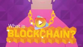 como funciona blockchane