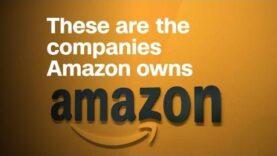 Estas son las empresas que Amazon posee.