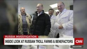 Facebook fights back against Russian trolls.