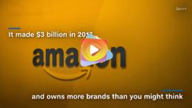 las empresas que Amazon