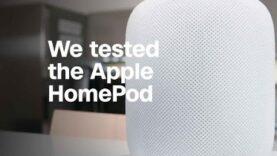 ¿Qué tan inteligente es el HomePod de Apple? Lo ponemos a prueba.
