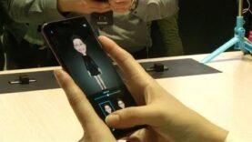 Samsung presenta su nuevo Galaxy S9 en el MWC.