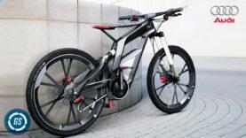 Tecnologia: 8 Increíbles Bicicletas Mas Avanzadas Del Mundo.