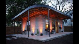 Casas impresas en 3D para el mundo en desarrollo.