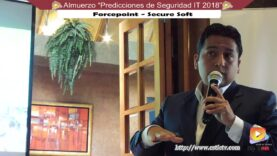 "Evento ""Predicciones de seguridad IT 2018""."