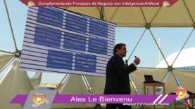 Exposición: Complementando Procesos de Negocio con Inteligencia Artificial.