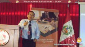 Exposición: Notificaciones Electrónicas – SUNAT.