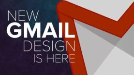 Asi es el nuevo diseño de Gmail.