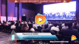 cyber security summmit peru 2018