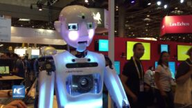El Presidente Macron lanza a Francia a la batalla de inteligencia artificial.