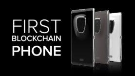 El teléfono de Finney se centra en blockchain.