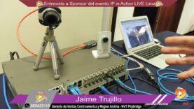 Entrevistas a Sponsor del evento IP-in-Action LIVE Lima.