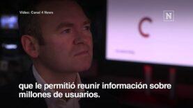 """Facebook es una """"compañía de vigilancia"""" que se aprovecha de la información."""