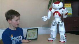 Finlandia incorpora a robots en sus aulas.