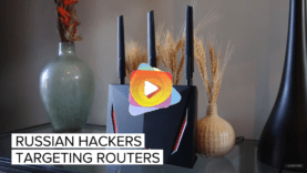 hacker router