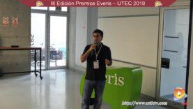 Premios Everis 2018 en su tercera edición. EVERIS – UTEC 2018.