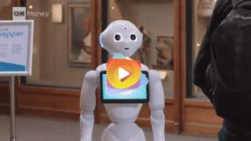 robot guia