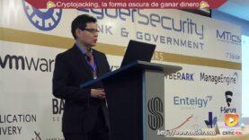 Cryptojacking, la forma oscura de ganar dinero.