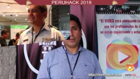 Entrevista: Grover Córdova organizador del PeruHack 2018.